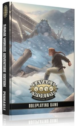 Savage Worlds Adventure Edition
