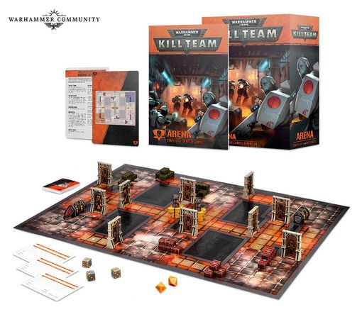 WH40K: Kill Team Arena