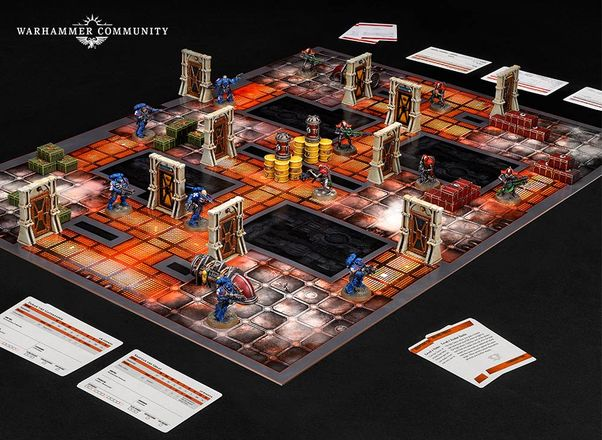 WH40K: Kill Team Arena