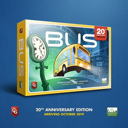 BUS 20th Anniversary Edition