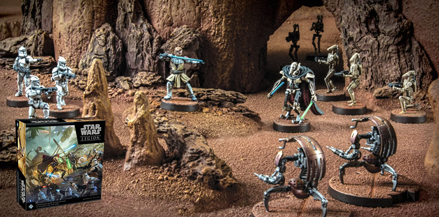 Star Wars Legion: Clone Wars