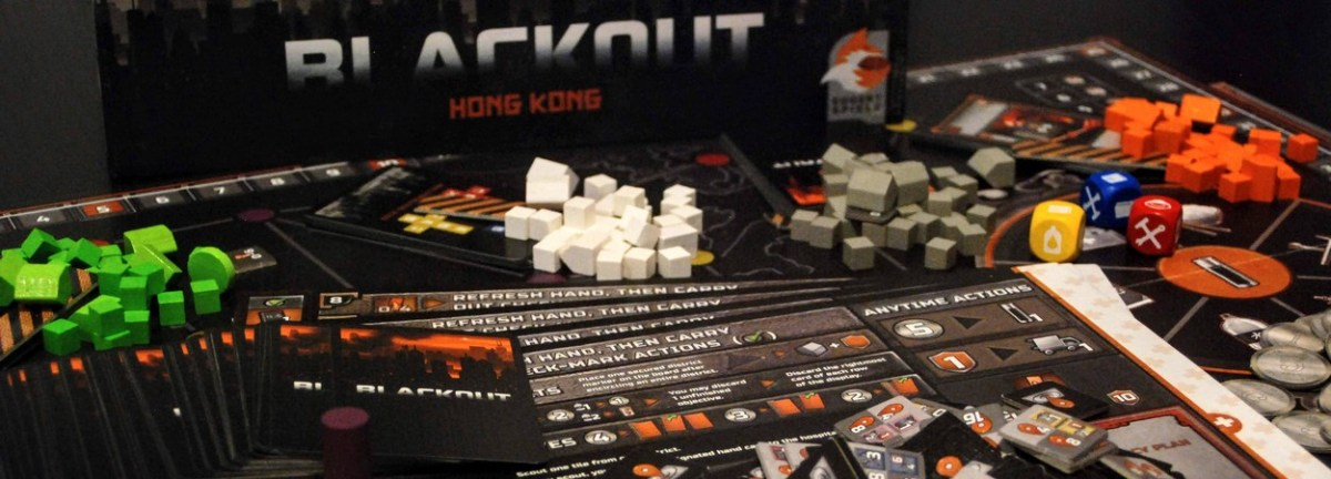 Blackout: Hong Kong - recenzija