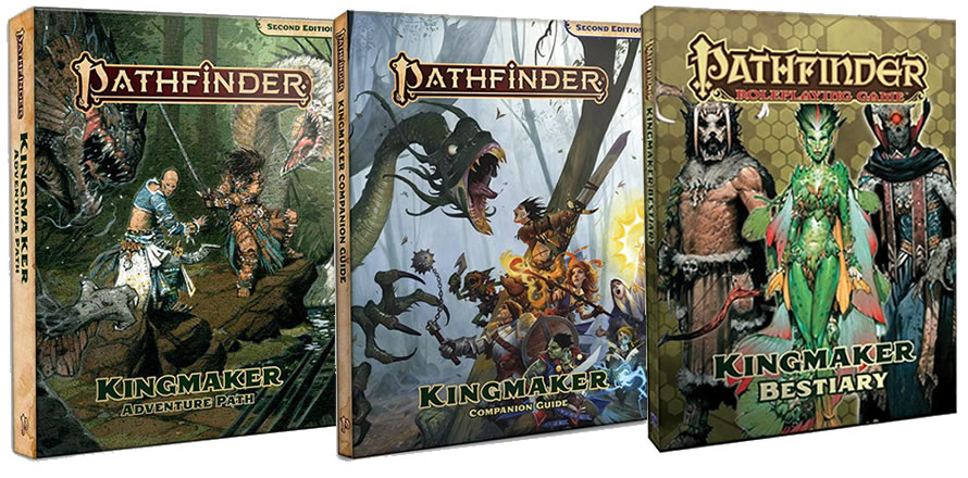 Pathfinder: Kingmaker 10th Anniversary Edition