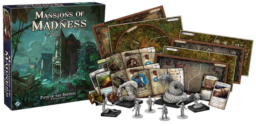 Mansion of Madness: Path of the Serpent