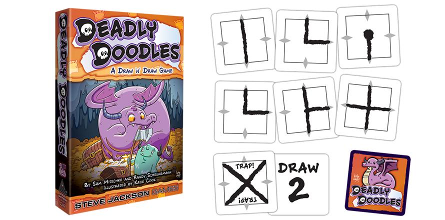 Deadly Doodles