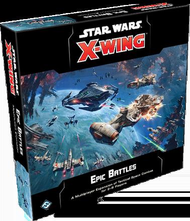 Star Wars X-Wing: Epic Battles