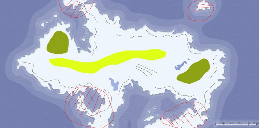 rpg mapa generisana