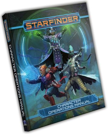 Starfinder Character Operation Manual