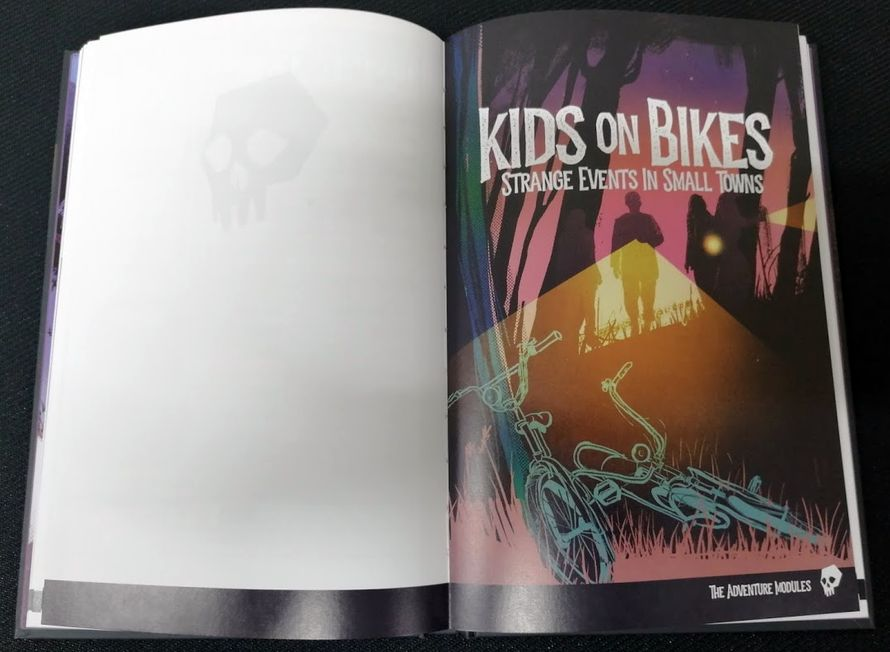 Kids on Bikes - Strange Events in Small Towns