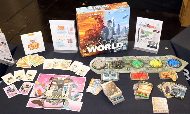 Its a Wonderful World (Essen Spiel 2019)
