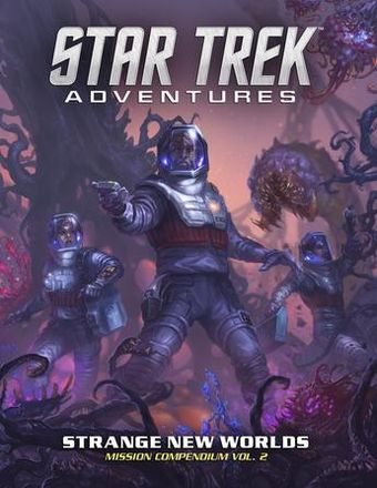 Star Trek Adventures: Strange New Worlds Compendium Vol. 2