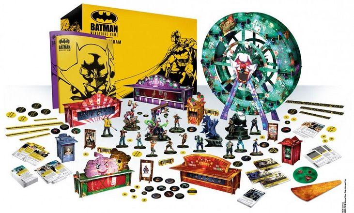 Batman Miniatures Game 3rd Edition