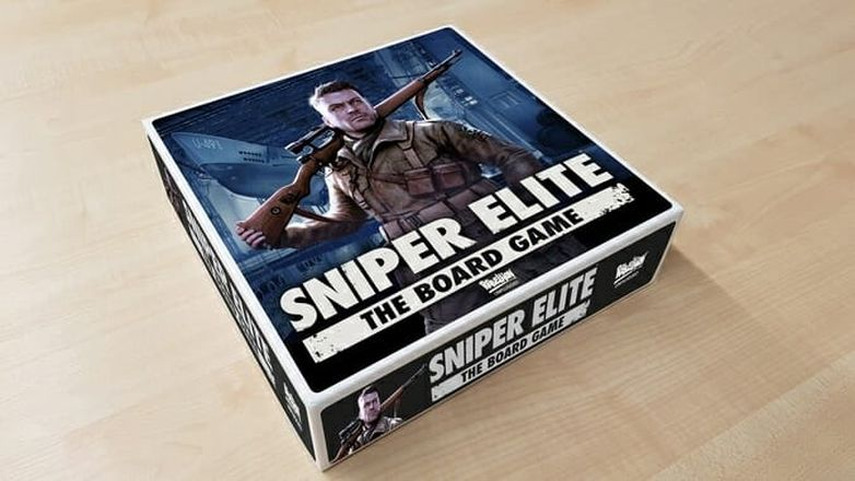 Sniper Elite The Boardgame