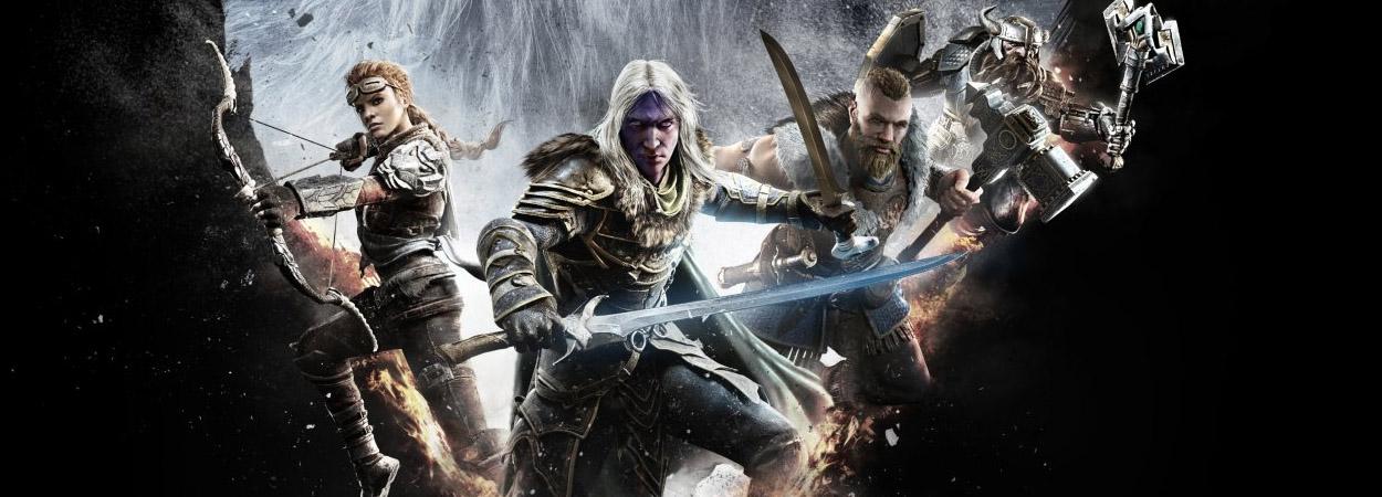 Dungeons and Dragons Dark Alliance