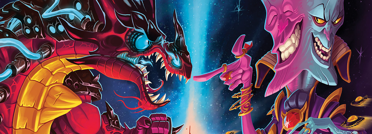 cosmic encounter duel drustvena igra