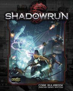 Shadowrun 5th Edition Core Rulebook (Master Index Edition)