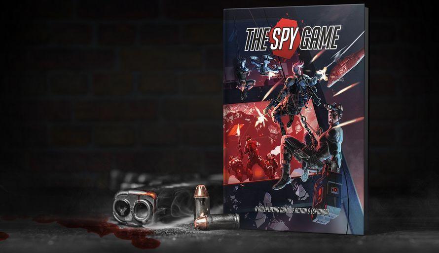 The Spy Game (5e)