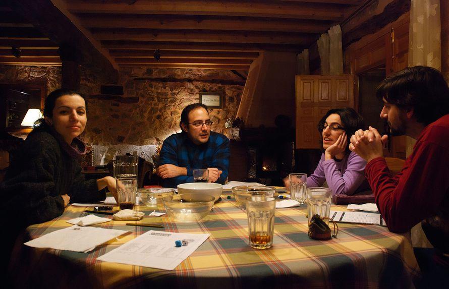 RPG sesija u toku (PHOTO: Diacritica / CC BY-SA )