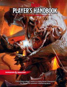 D&D 5ed Player's Handbook