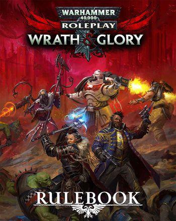 WH40K: Wraith & Glory