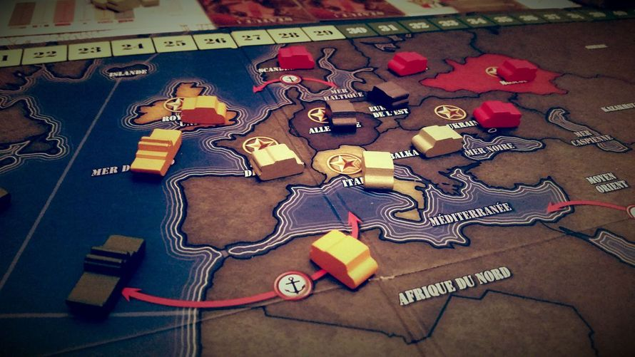 Quartermaster General (PHOTO: @damaloch (BGG))
