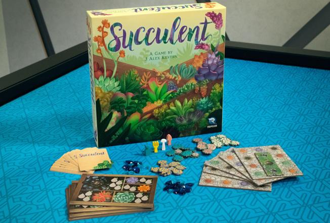Succulent (PHOTO: Teri Litorco)