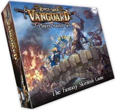 Kings of War: Vanguard 2 Player Starter Set