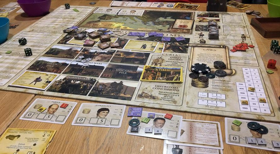 The Republic of Rome (PHOTO: @marktb1961 (BGG))