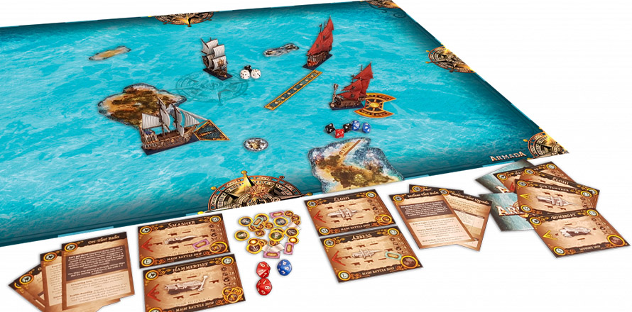 Kings of War: Armada