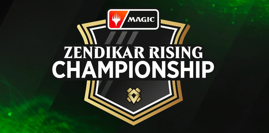 MTG Zendikar rising championship
