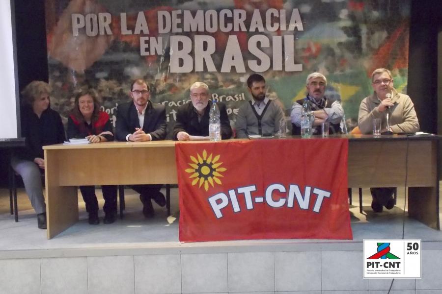 Gobierno, Universidad y PIT-CNT logran acuerdo en actuación ante el consumo de drogas en el trabajo