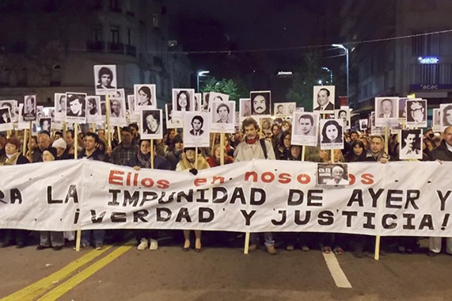 """DDHH: """"Las demoras favorecen a la impunidad"""""""