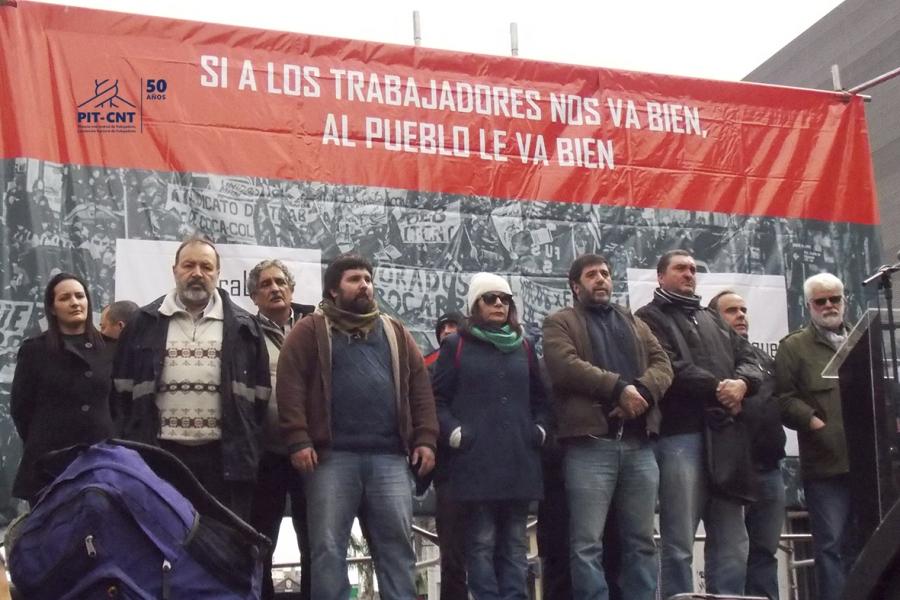 """Bermúdez: """"El movimiento sindical tiene que ver cómo juega el enemigo y mantener la guardia en alto"""""""