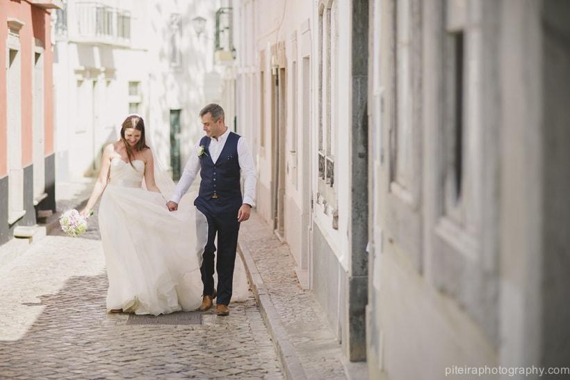 Destination wedding Algarve Portugal