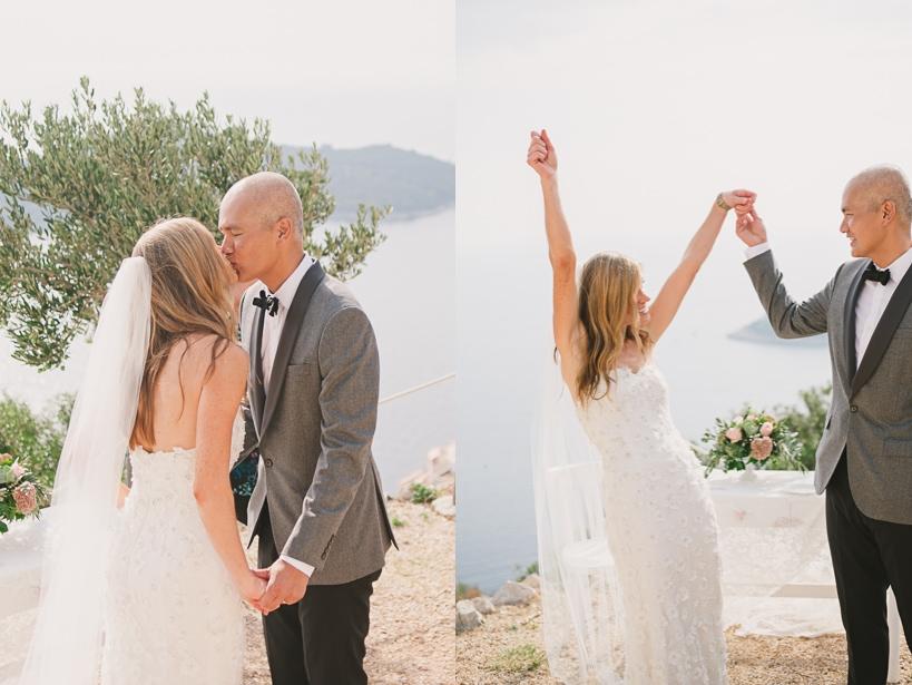 Destination wedding in Dubrovnik