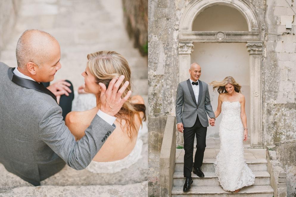 Wedding Photographer Dubrovnik Croatia