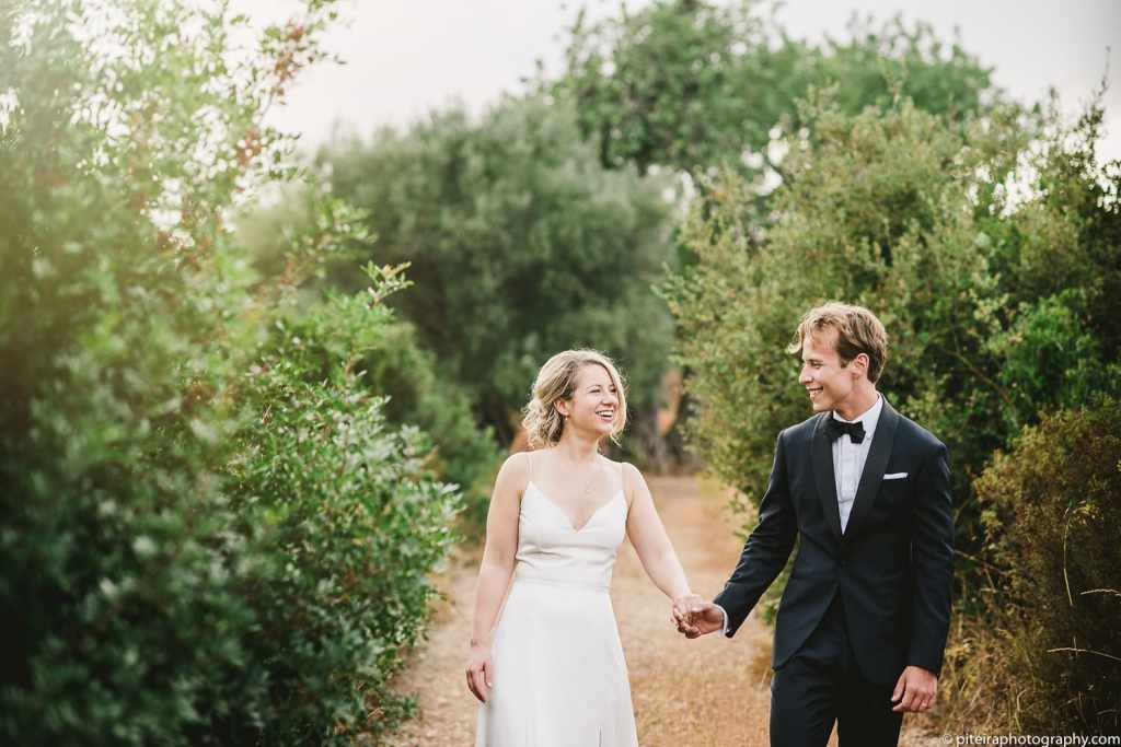 destination wedding in the algarve
