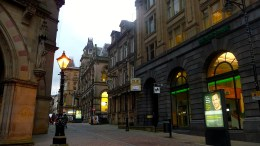 Bradford, buildings, urban