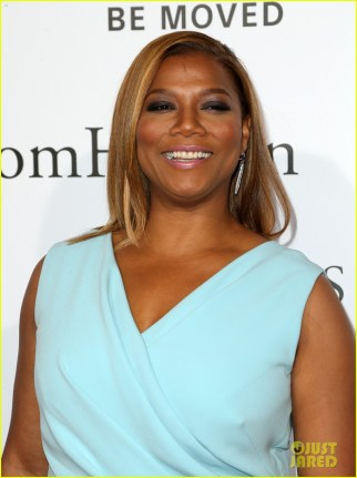 The world premiere of MIRACLES FROM HEAVEN Featuring: Queen Latifah Where: Hollywood, California, United States When: 09 Mar 2016 Credit: FayesVision/WENN.com