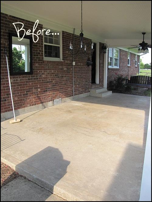 patio pith vigor by rochelle greayer