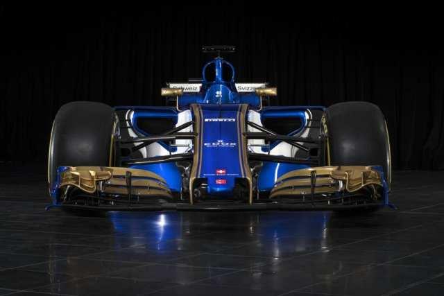 Sauber C36 F1 2017