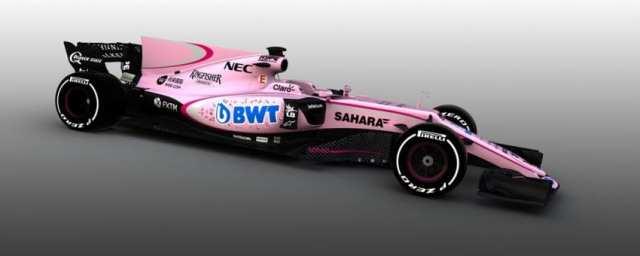 Force India - VJM10 - BWT