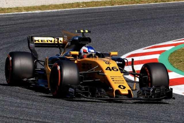 Sergey Sirotkin - Renault - España - Viernes