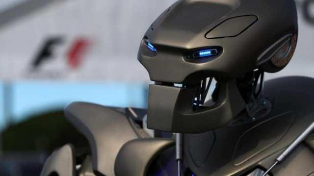 Robot - Gran Premio de España 2017 - Fórmula 1 - Liberty Media