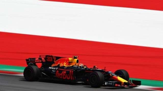 Max Verstappen - Red Bull - Austria - Viernes