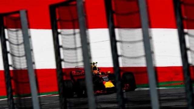 Max Verstappen - Red Bull - Austria - Sábado