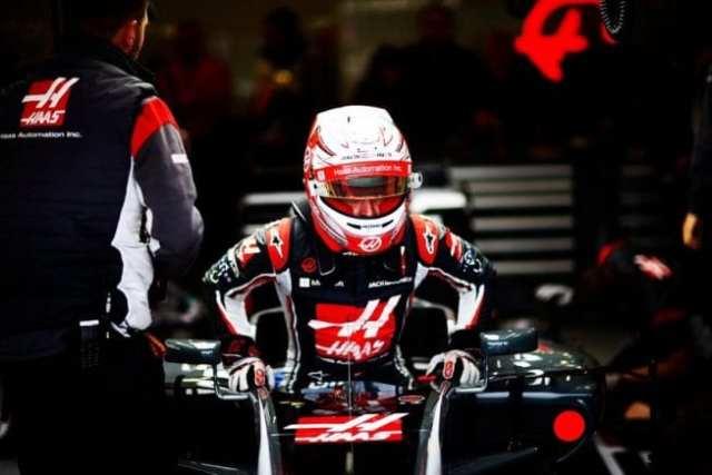 Kevin Magnussen - Haas - Gran Bretaña - Sábado
