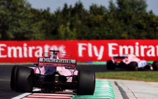 Force India - Hungría - Sábado