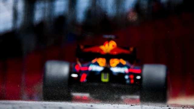 Daniel Ricciardo - Red Bull - Brasil - Domingo
