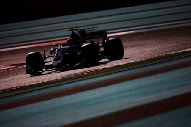 Romain Grosjean - Haas - Abu Dhabi - Sábado